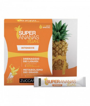 SUPER ANANAS SLIMINTENS250ML
