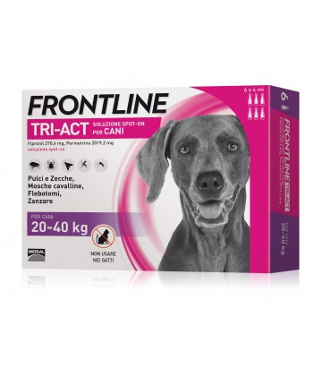 FRONTLINE TRI-ACT3PIP20-40KG