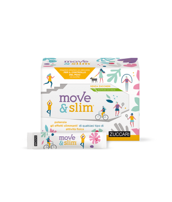 MOVE&SLIM 25STICKPACK