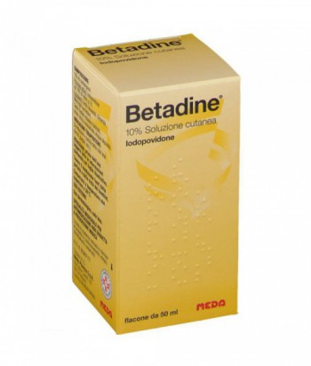 BETADINE SOLUZ CUT FL50ML10%
