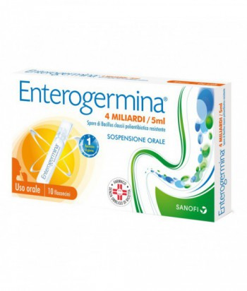ENTEROGERMINA OS 10FL4MLD5ML