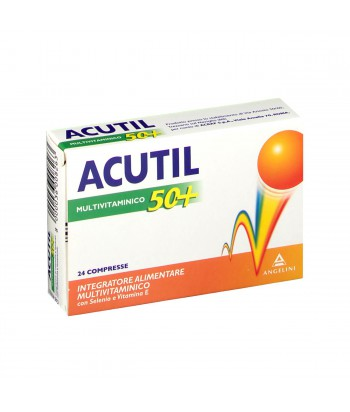 ACUTIL MULTIVITSENIOR50+24CP