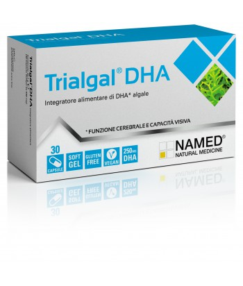 TRIALGAL DHA 30CPS