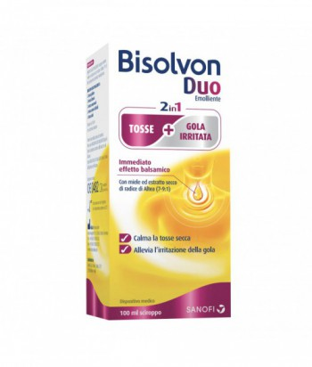 BISOLVON DUO EMOLLIENTE100ML